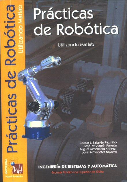 Grupo de investigación NBIO » Libro «Prácticas de Robótica