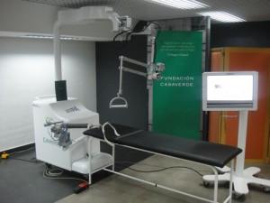 Robot de rehabilitación AUPA